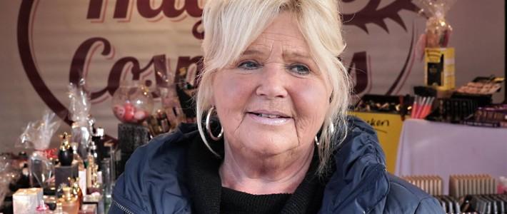 Carla Hage van Hage Cosmetica.