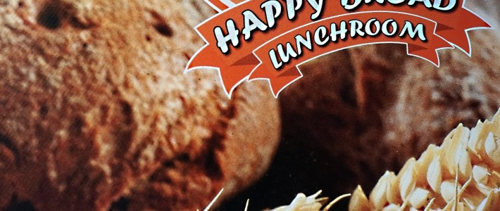 De ondernemer van deze week is Happy Bread Lunchroom