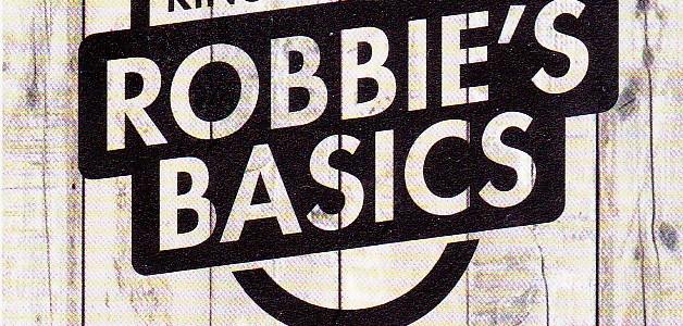 De Ondernemer van deze week is Robbie's Basics