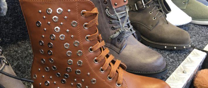 De Ondernemer van deze week is, Jan van Veenendaal met de Shoe Outlet.