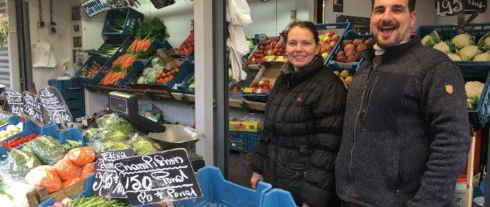 De Ondernemer van deze week is, Ravensbergen Groente en Fruit.