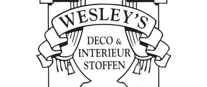 Deze week is Wesley's Deco & Interieur stoffen de ondernemer van de week.