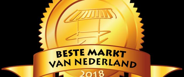De Beste Markt van Nederland 2018