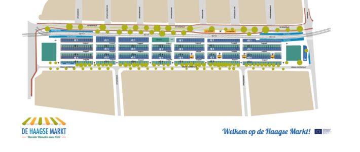 Uw Haagse Markt gaat binnenkort gedeeltelijk open!